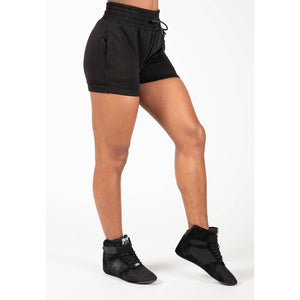 gorilla-wear-black-pixley-sweatshorts