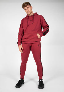 gorilla-wear-burgundy-banks-oversized-hoodie