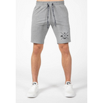 Ladda upp bild till gallerivisning, gorilla-wear-cisco-shorts-grey-black-fitness
