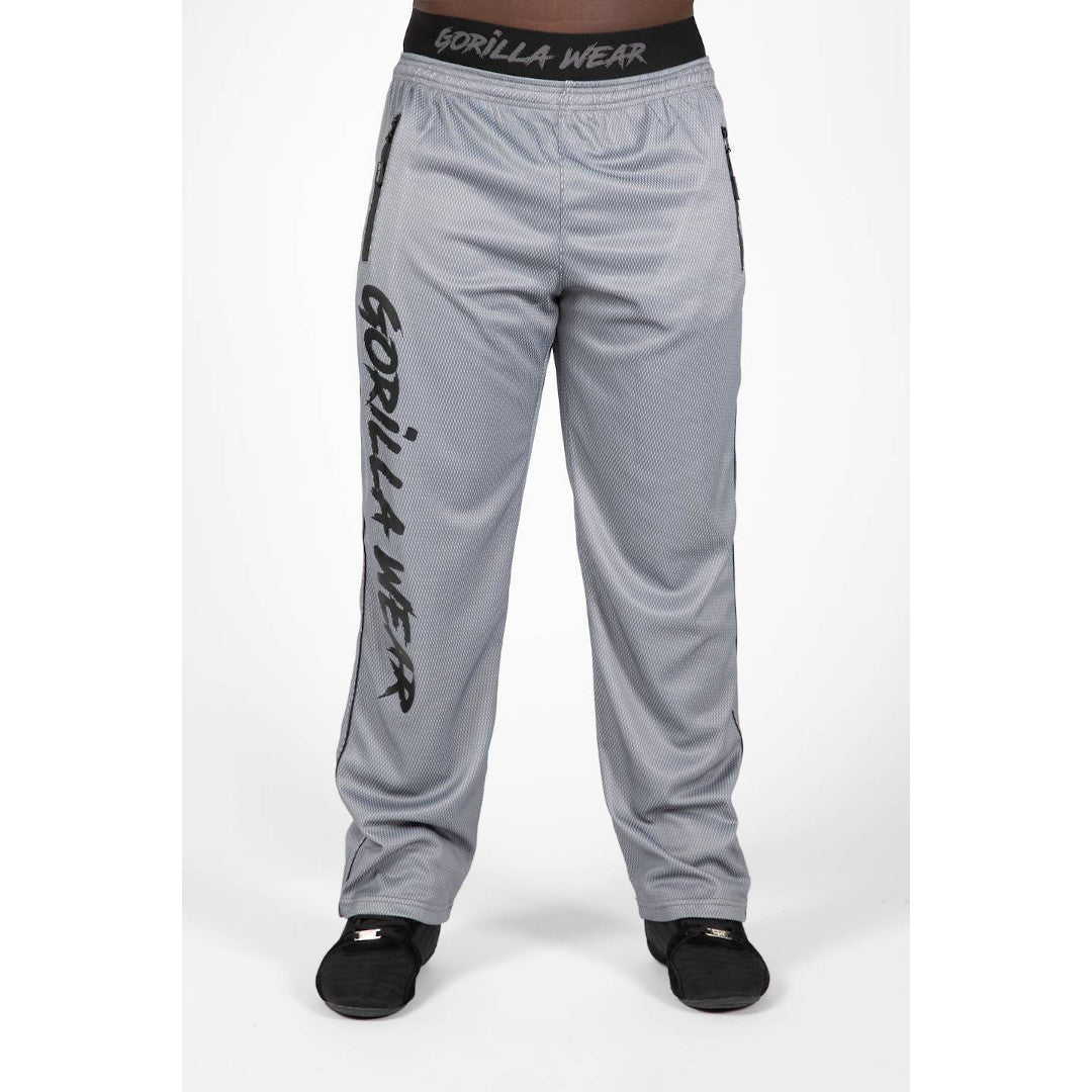 Mercury Mesh Pants grey/black