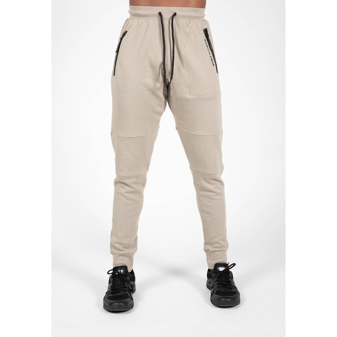 gorilla-wear-newark-pants-beige-fitness