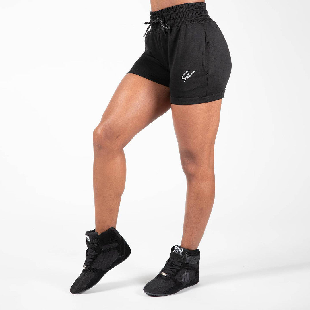 gorilla-wear-pixley-sweatshorts-black