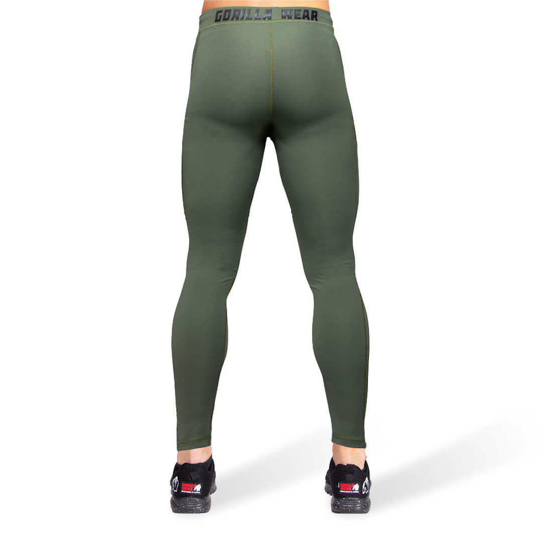 Smart Tights army green