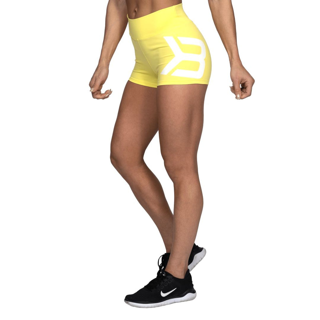 Gracie Hotpants Lemon Yellow