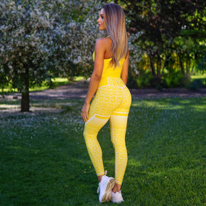 Gavelo Happy Limone Leggings
