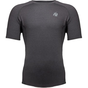 Lewis T Shirt Dark Grey