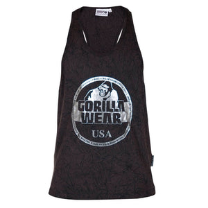 Mill Valley Tank Top Black