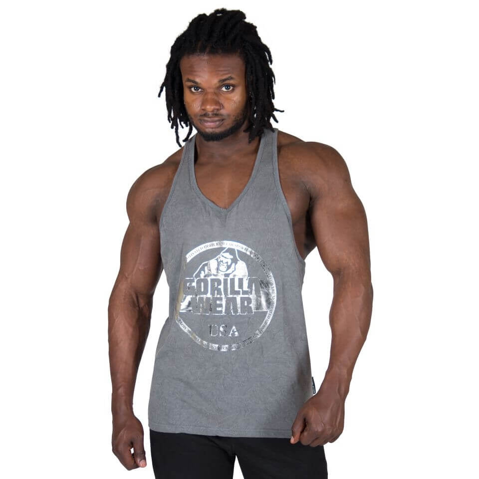 Mill Valley Tank Top Grey