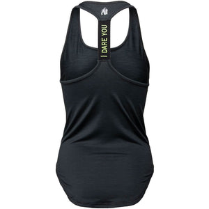 Monte Vista Tank Top Black