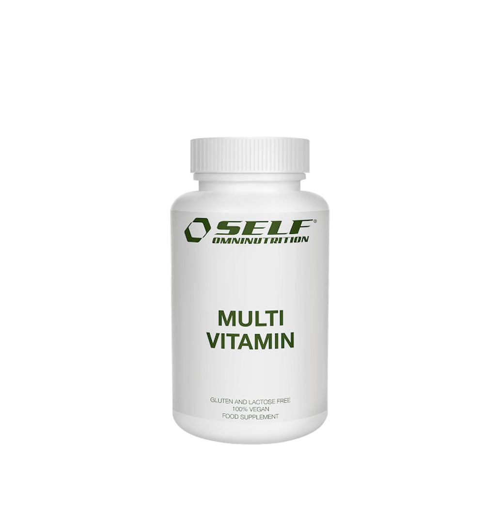 Self Multivitamin 60 Caps