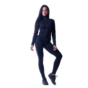 Nebbia Signature Jacket Black