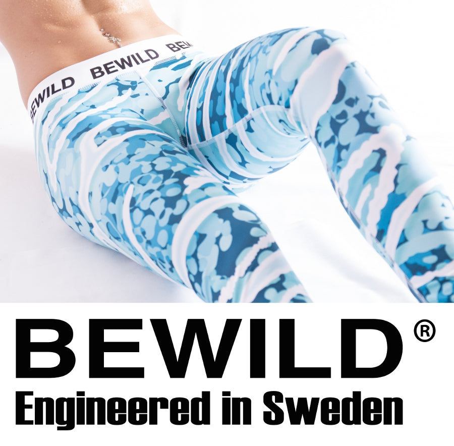 Bewild Ocean Tights