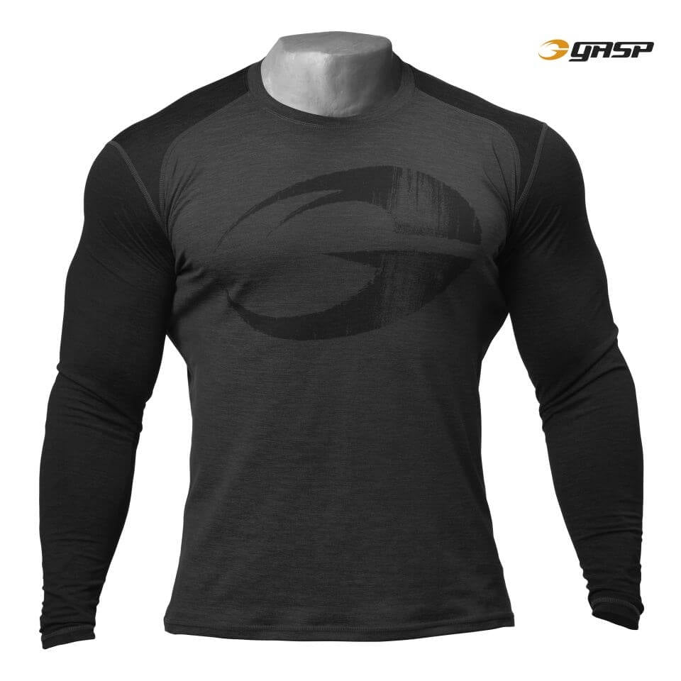 Ops Edition Ls Grey Black