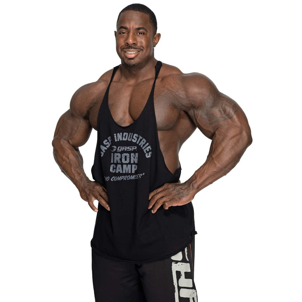 Gasp Stringer Black