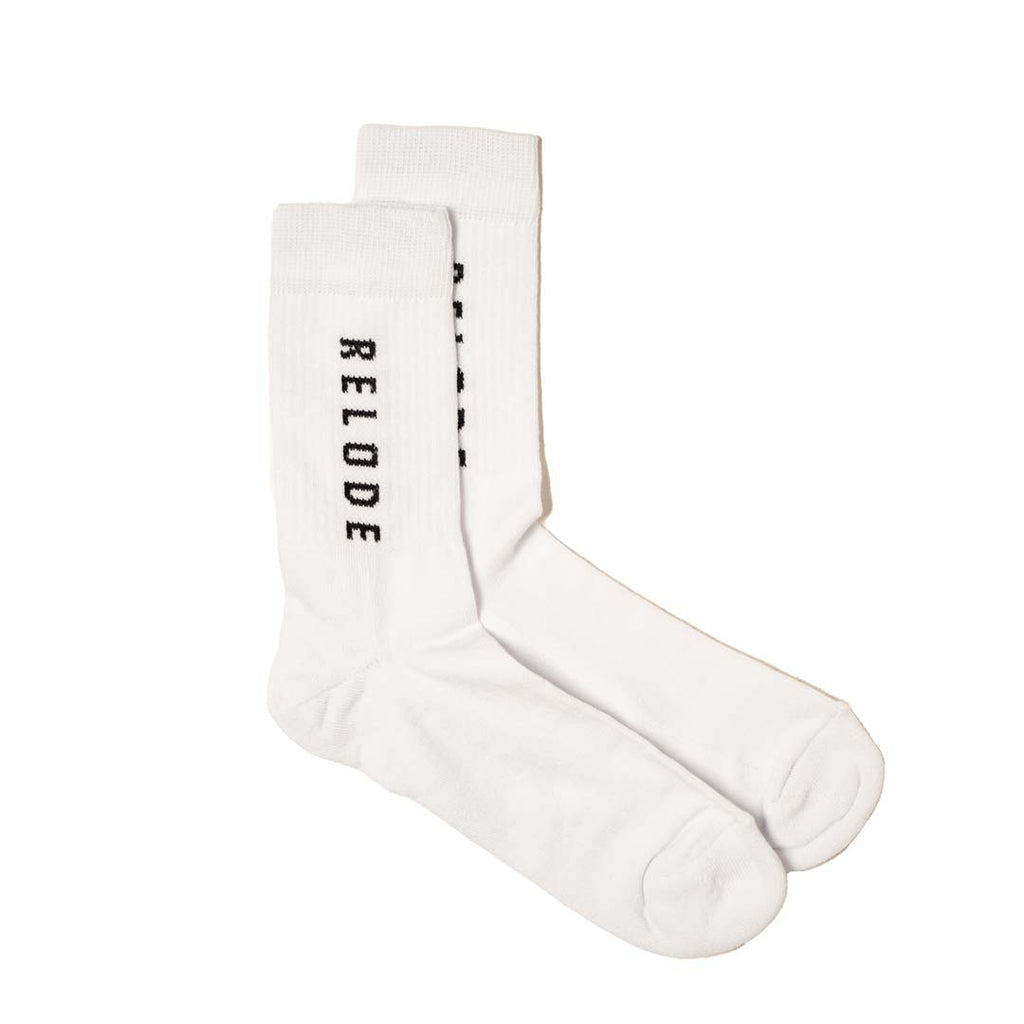 Relode Training Socks White