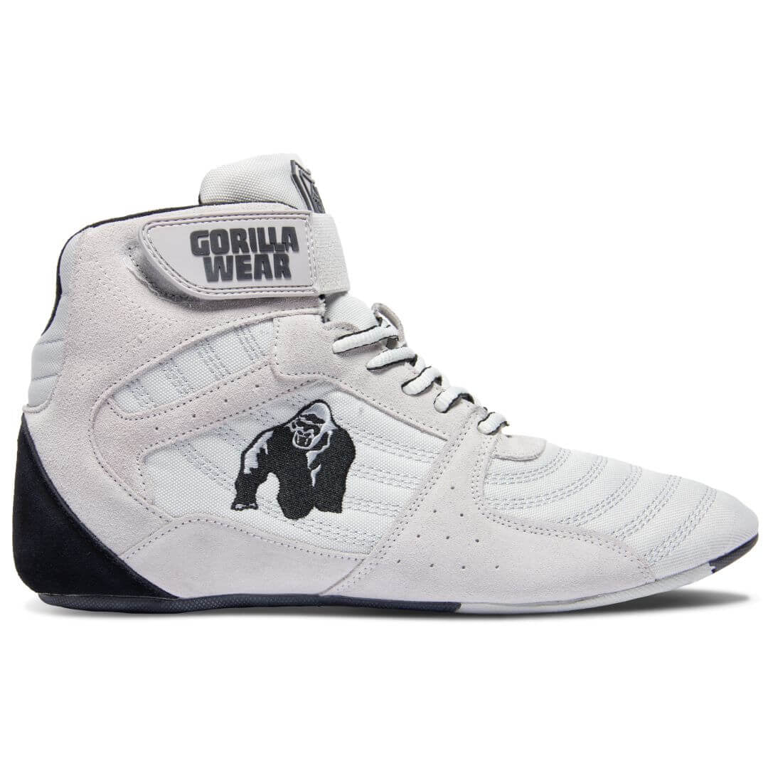 Gorilla Wear Perry High Tops Pro White