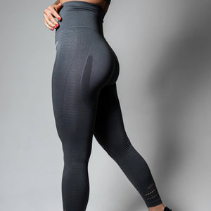Relode Seamless Power Top Grey