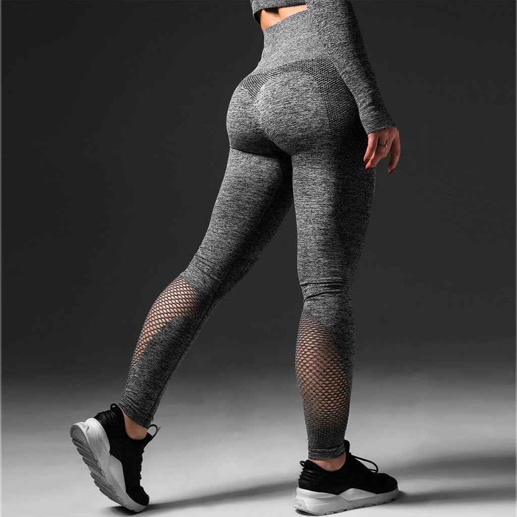 Relode Seamless Tights Grey