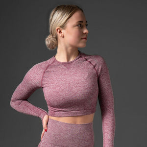 Relode Seamless Top Red