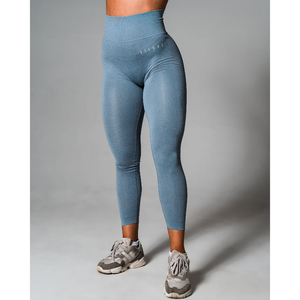 Relode Slipstream Tights Sky Blue