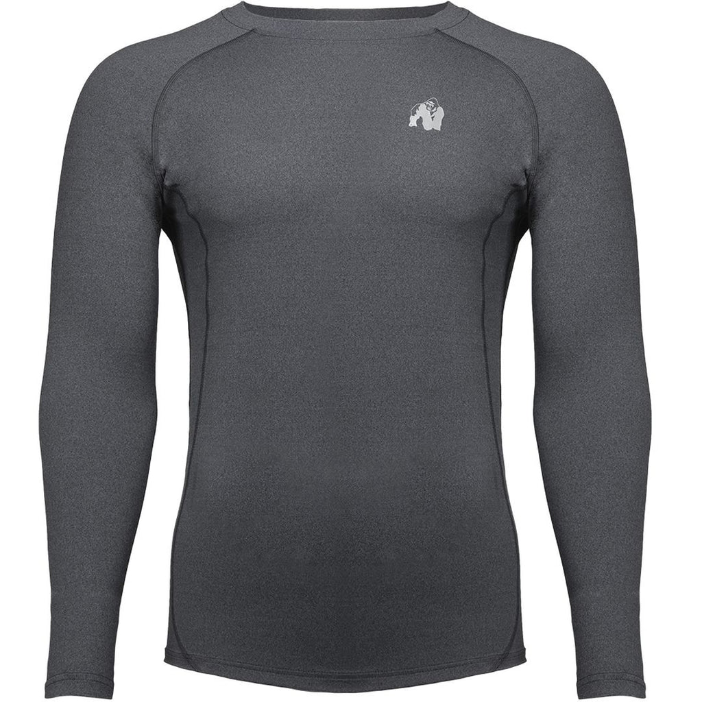 Rentz Long Sleeve Dark Grey