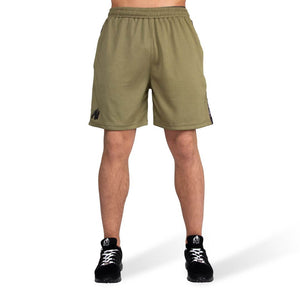 Reydon Mesh Shorts Army Green