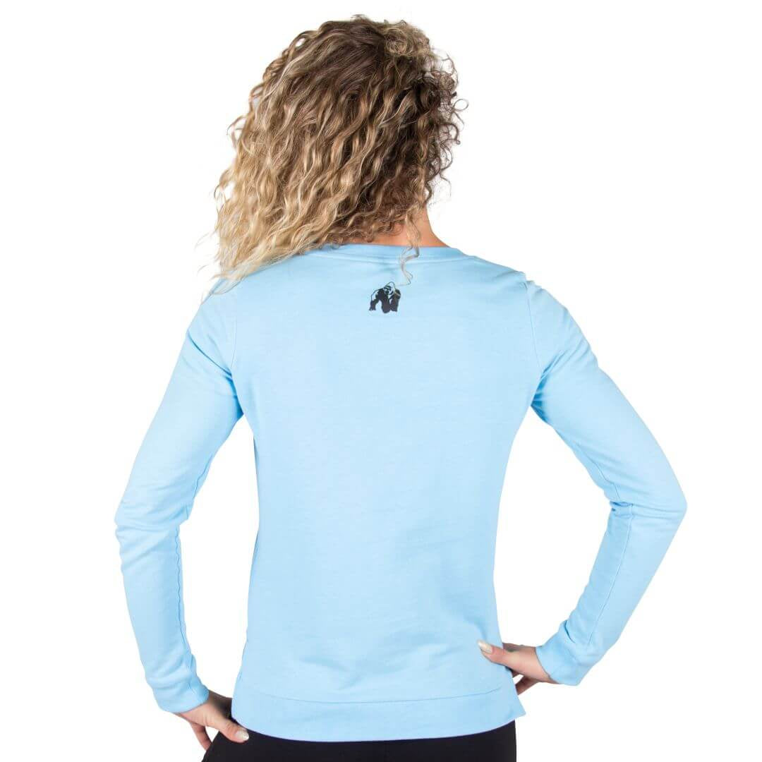 Riviera Sweatshirt Light Blue