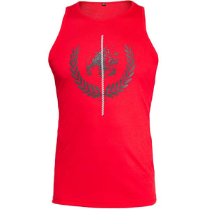 Rock Hill Tank Top Red