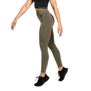 Rockaway Tights Wash Green