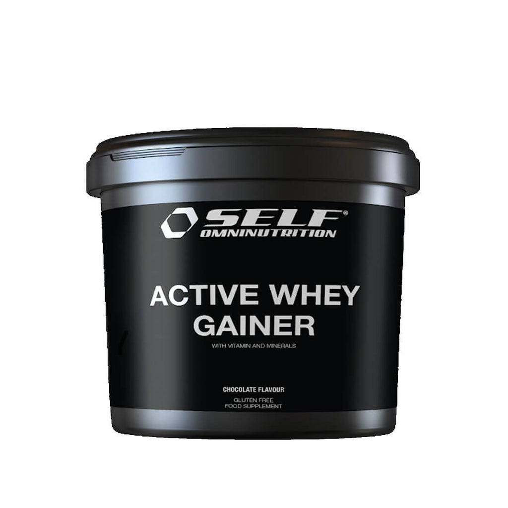 Self Active Whey Gainer 4 Kg