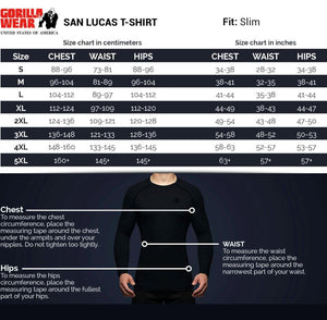 San Lucas T Shirt Black