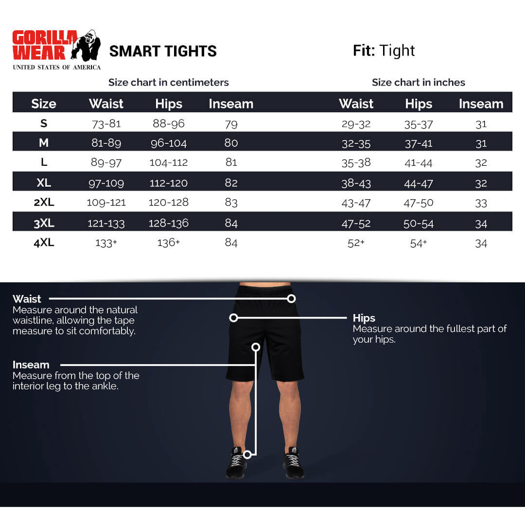 Smart Tights black