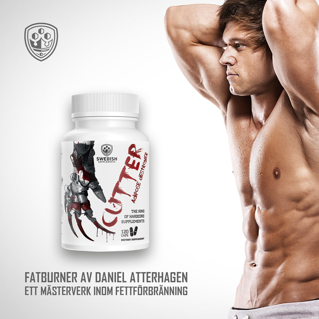 Cutter Swedish Supplements
