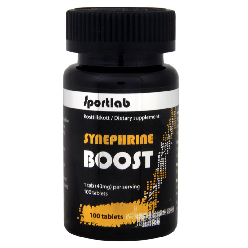 Synephrine Boost 100 Tabs