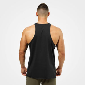 Team Bb Raw Cut Tank Black