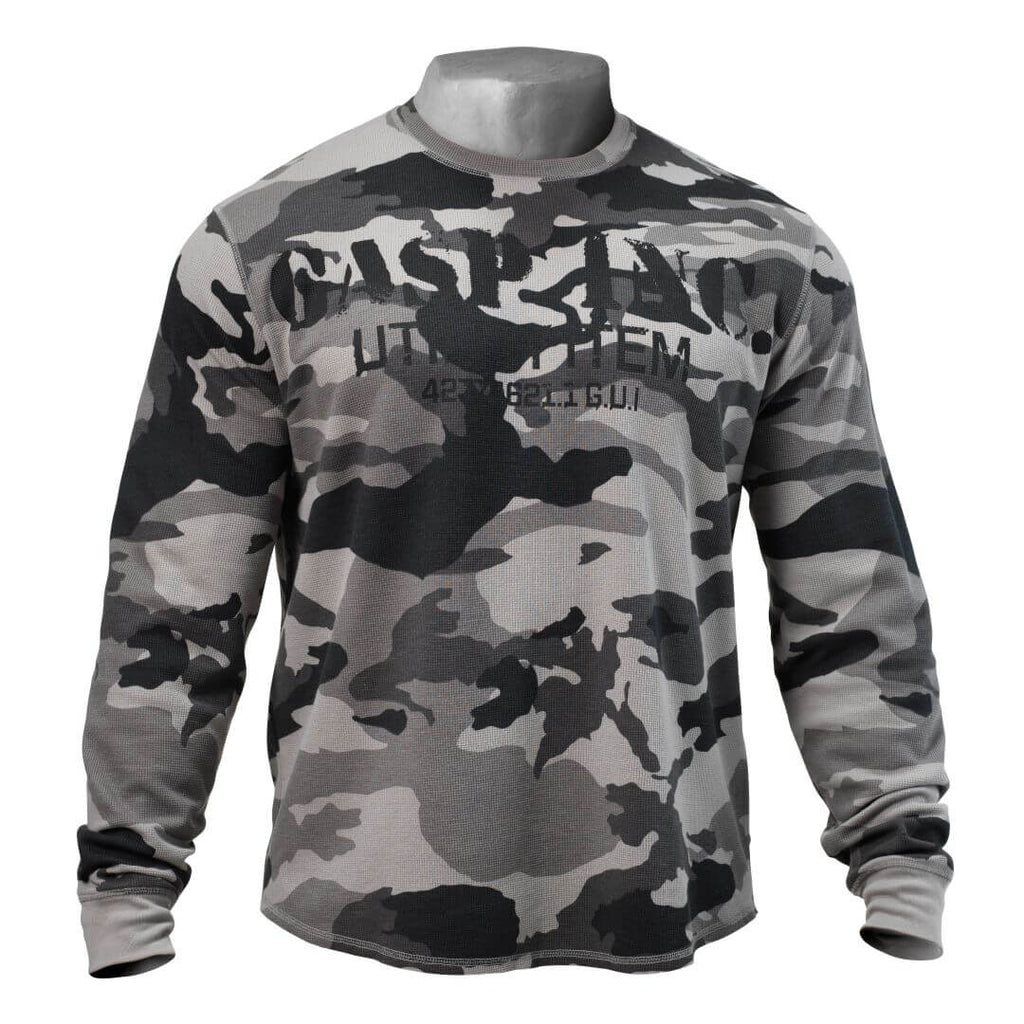 Thermal Gym Sweater Tactical Camo