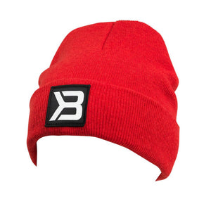 Tribeca Beanie Bright Red