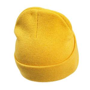 Tribeca Beanie Yellow