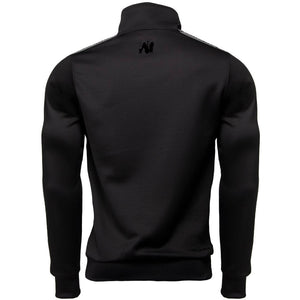 Wellington Track Jacket Black