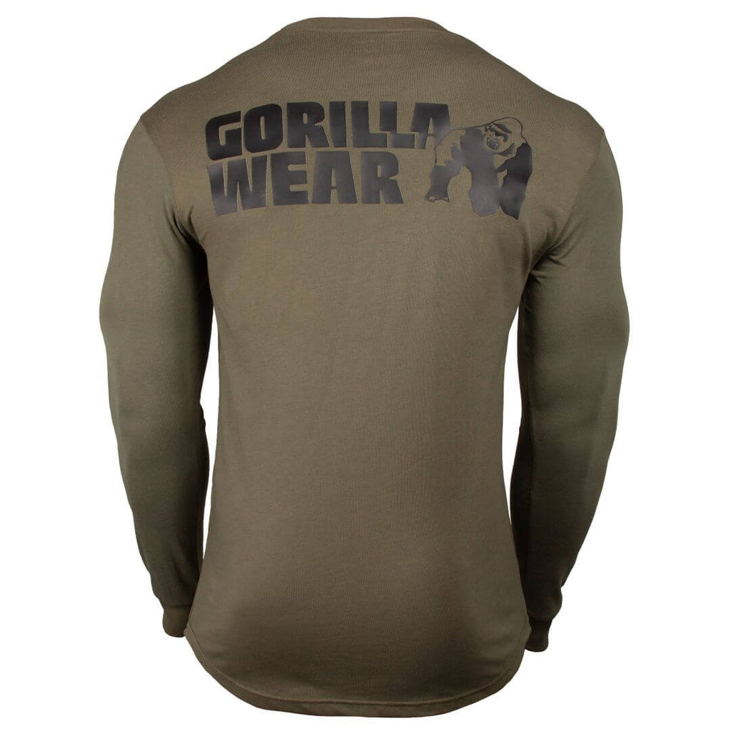Williams Longsleeve Army Green