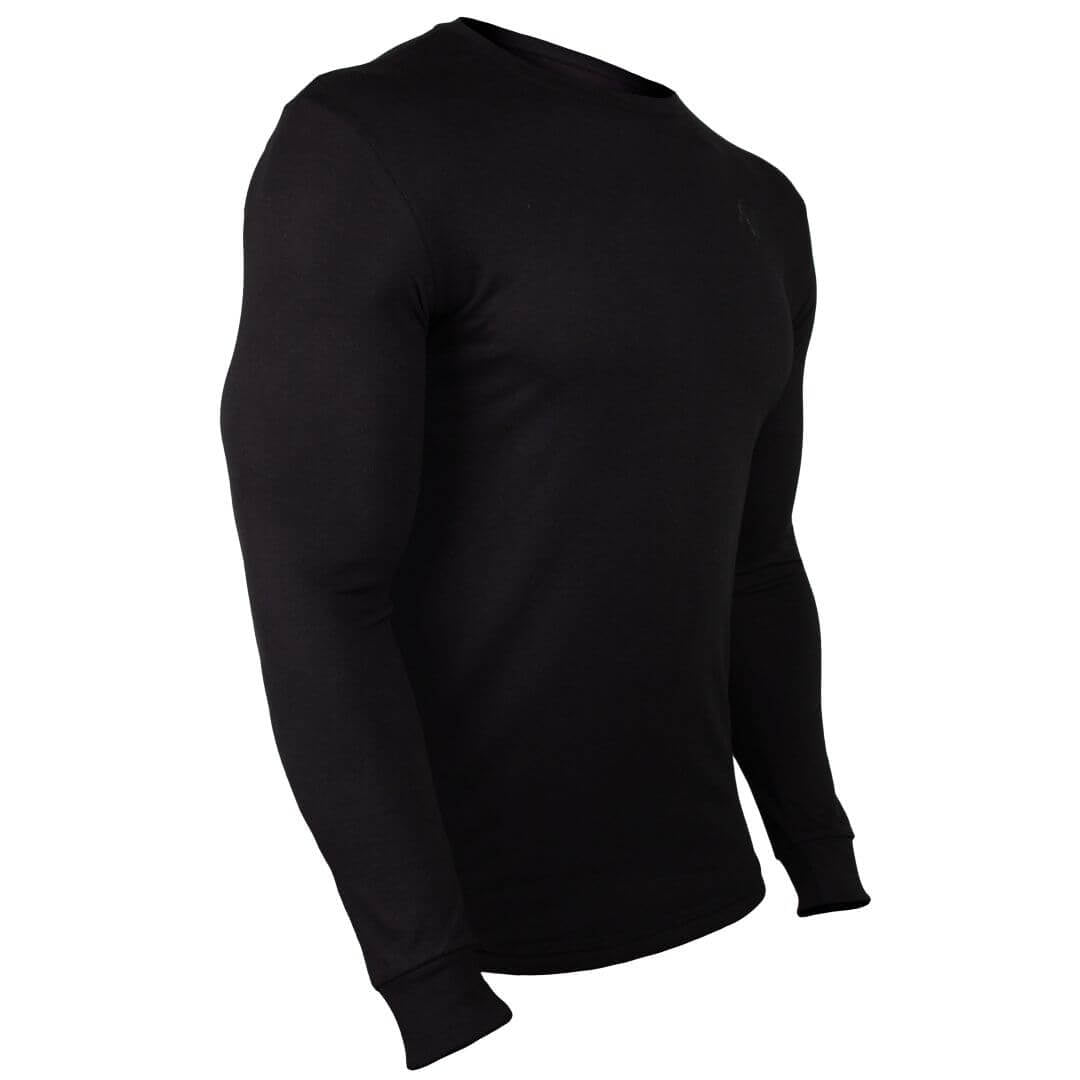 Williams Longsleeve Black