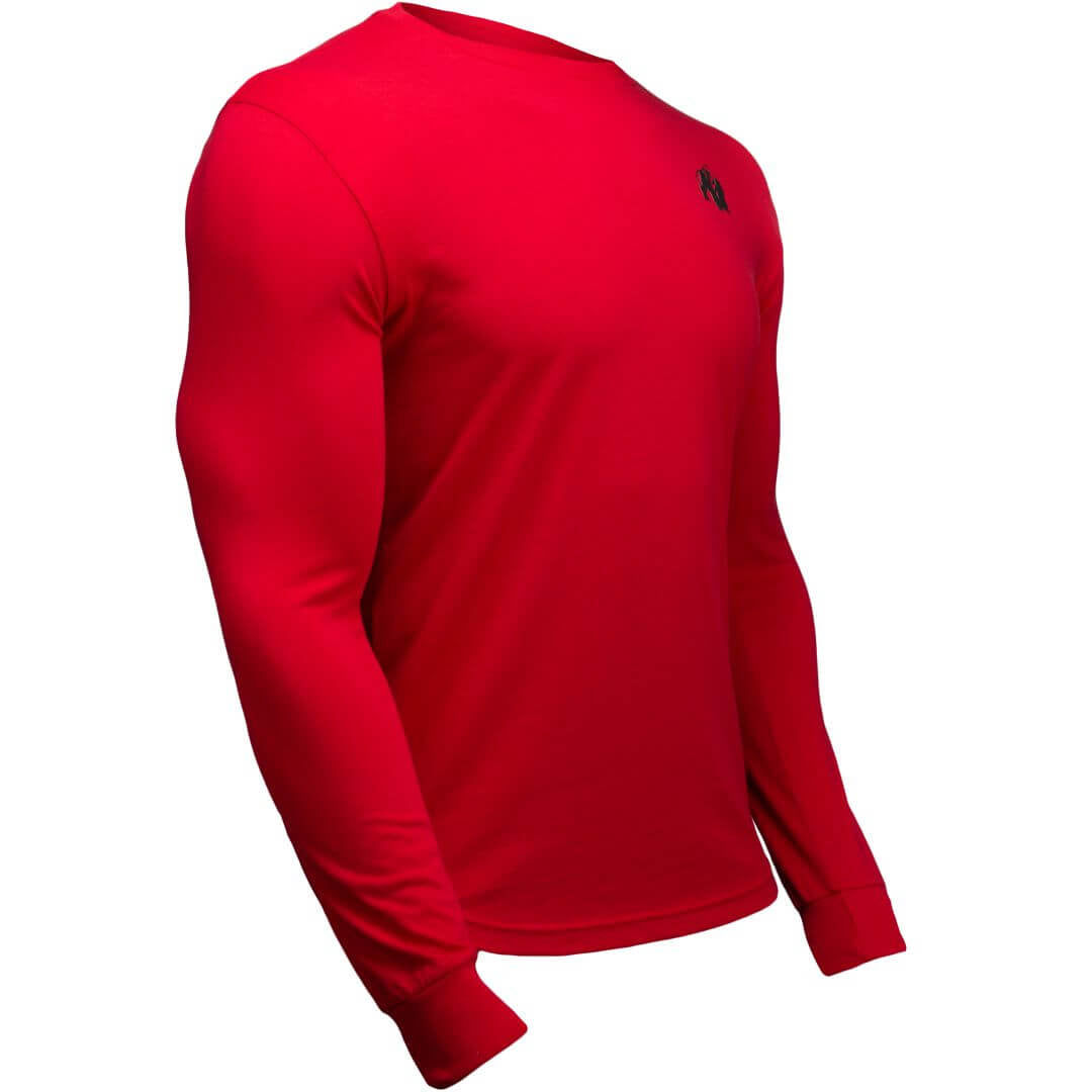 Williams Longsleeve Red
