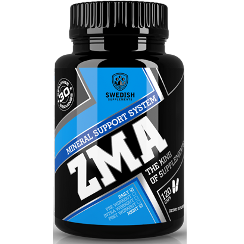 Zma Swedish Supplements