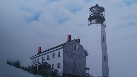 Cape Henlopen Light, Delaware