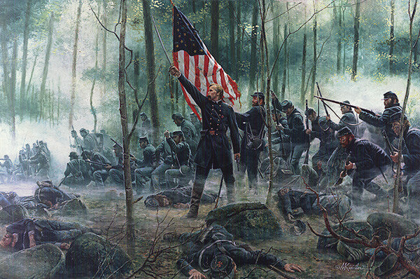Hero of Little Round Top