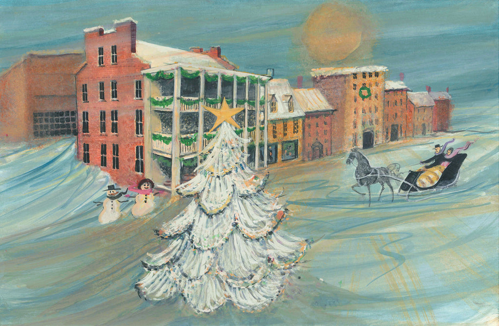 Christmas at the Taylor Hotel, Winchester, VA