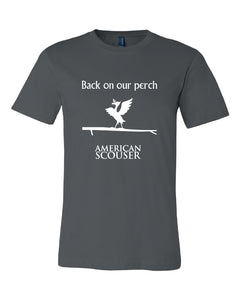 Back on Our Perch T-Shirt