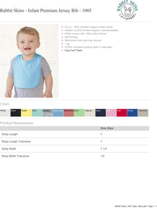 Kopite in Training Infant Premium Bib