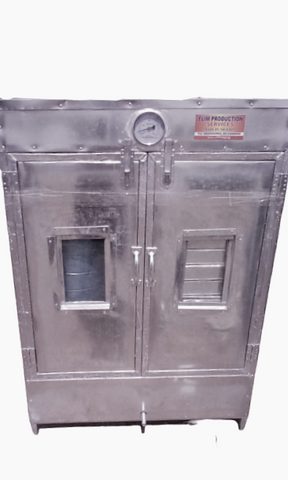 Double Door Gas oven - Elim production services