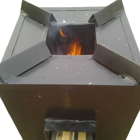 Rocket stove - Elim production services